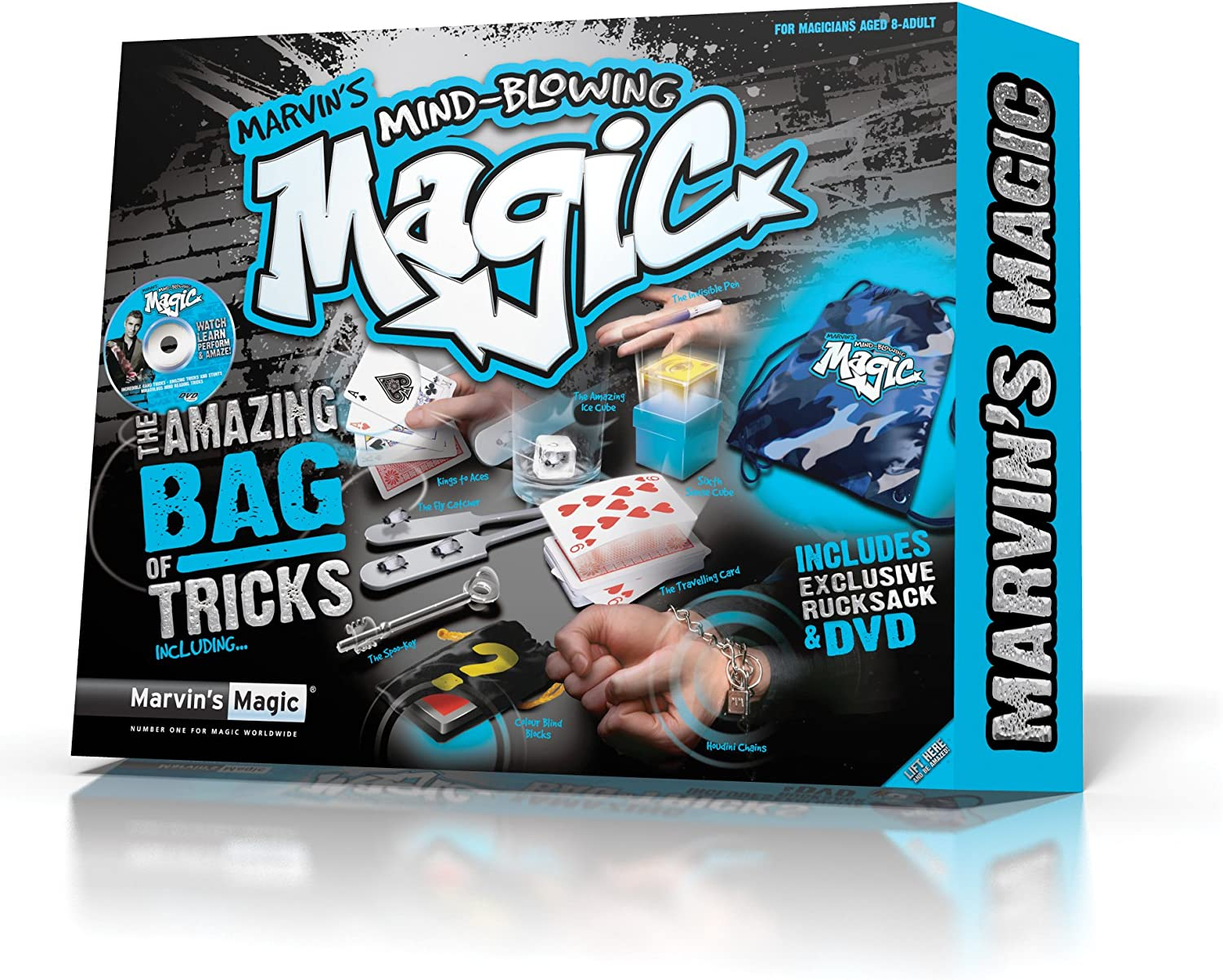 Austin Mall Marvin's Magic Free Shipping New Most Amazing of Tricks Bag