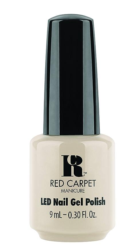 クラッシュアルバムキャロラインRed Carpet Manicure - LED Nail Gel Polish - Sneak Peek - 0.3oz/9ml
