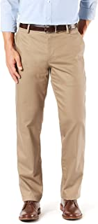 Dockers Men's Straight Fit Signature Khaki Lux Cotton...