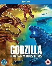 Godzilla: King of the Monsters [Blu-ray] [2019] [Region B] [Blu-ray]