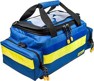 AEROcase - Pro1R BM1 - Notfalltasche Polyester Gr. M BLAU - Rettungsdienst Notfall Rucksack -