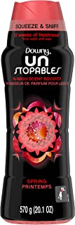 Downy Unstopables In-Wash Scent Booster Beads, Spring, 20.1 Ounce