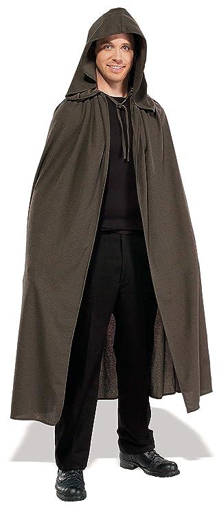black full circle Cloak Legoslas//Lord Of The Rings//LOTR//Pagan//Halloween//GOTH