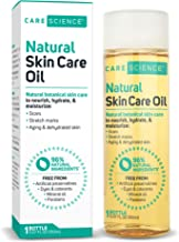 Care Science Multiuse Natural Skincare Oil, 5.07 oz, 150 ml (Retails at $19.99) | For Scars, Pregnancy Stretch Marks, Aging & Dehydrated Skin