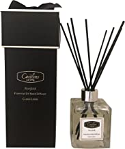 Caitlins Home Reed Diffuser Clean Linen Scent Natural Reed Sticks Home Fragrance Gift 5.1oz