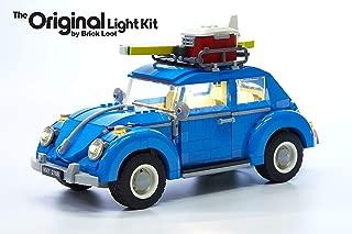 Brick Loot Light Kit for Your Lego VW Beetle Lighting Kit for Set 10252