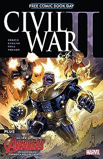 FCBD 2016: Civil War II #1 (Civil War II (2016)) (English Ed