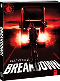 Newly Remastered Thriller BREAKDOWN arrives on Blu-ray Sept. 21 from Paramount