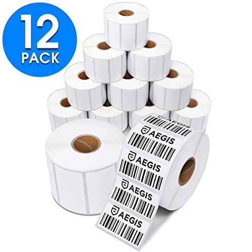 1,000 MATT GOLD OR SILVER STICKERS  32MM X 22MM SELF ADHESIVE STICKY LABELS