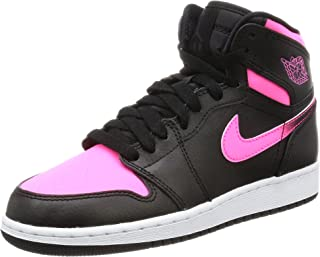 Jordan Air 1 Retro High (Kids) Black