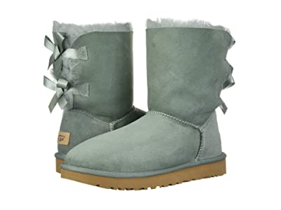 UGG Bailey Bow II (Sea Green) Women