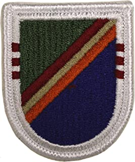 75th Rangers 4th Battalion Flash Full Color