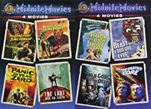 Midnite Movies Land That Time Forgot / People That Time Forgot / Panic in Year Zero / Last Man on Earth / Phantom 10,000 Leagues / Beast 1,000,000 Eyes / War Gods of the Deep / At the Earth's Core