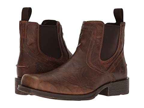 Ariat Men's Midtown Rambler Mid Chelsea Boot EWY4J9