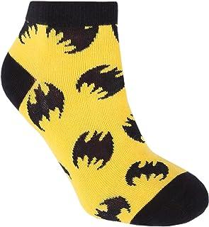 Calcetines tobilleros, amarillo-negro