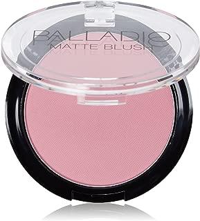 Palladio Herbal Matte Blush 0.21oz (Berry Pink (BM01))