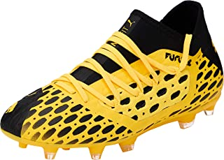 PUMA Future 5.3 Netfit FG/AG Jr, Chaussures de Football Mixte
