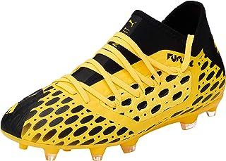PUMA Future 5.3 Netfit FG/AG Jr, Chaussures de Football Mixte Enfant