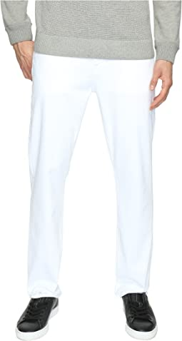 Slimmy w/ Clean Pocket in Luxe Performance – White