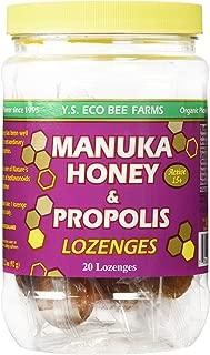 Ys Bee Farms, Lozenges Manuka Honey Active Propolis, 3.2 Ounce