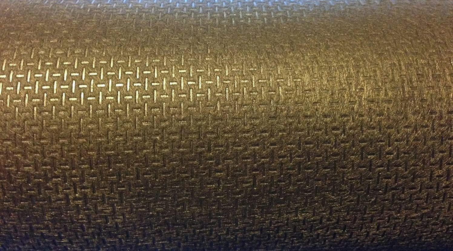 Black No-show Poly-Mesh Plus Embroidery Stabilizer & Backing Cut Away 10 Yard Roll (12 Inches x 10 Yards)