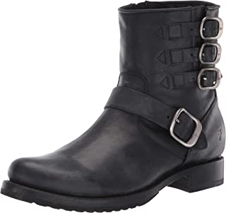 FRYE Women's Veronica Belted Short Ankle Boot