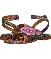 Etro - Flower Jacquard Sandal