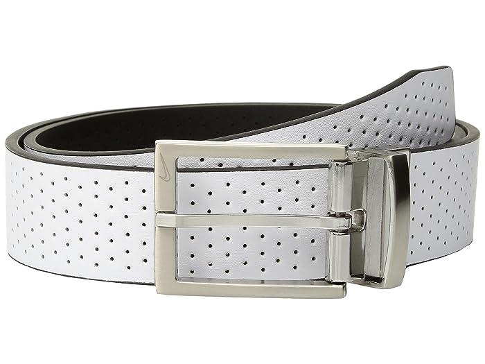 Nike Pin Dot Perf Reversible (White/Black) Men