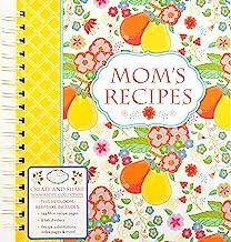 Recipe Keepsake Book - Mom's Recipes