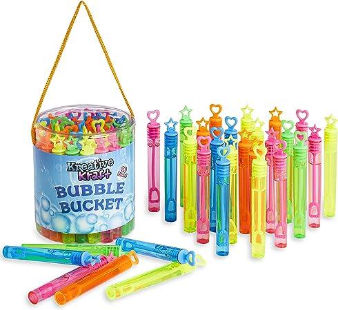KreativeKraft Seifenblasen Kinder