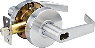 Master Lock SLCICKE26D Heavy Duty Lever Style, Grade 2 Commercial SFIC Keyed Entry Door Lock