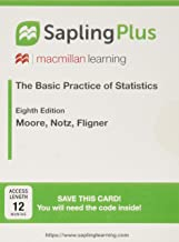 SaplingPlus for The Basic Practice of Statistics (Multi Term Access)