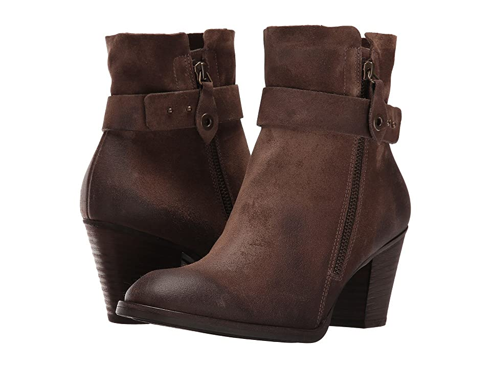 Paul Green Dallas Boot (Earth Suede) Women
