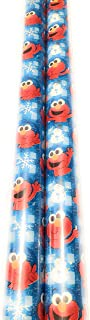 Sesame Street Elmo's World Wrapping Paper - 20 sq ft Roll