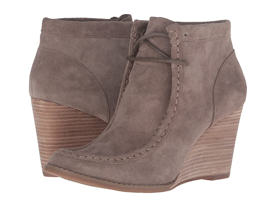 Lucky Brand Ysabel (Brindle Oil Suede) Women