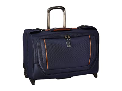 Travelpro 22 Crew Versapack Carry-On Rolling Garment Bag (Patriot Blue) Luggage