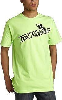 Fox Men's Supersonic Tech T-Shirt,Day Glo Green,X-Large