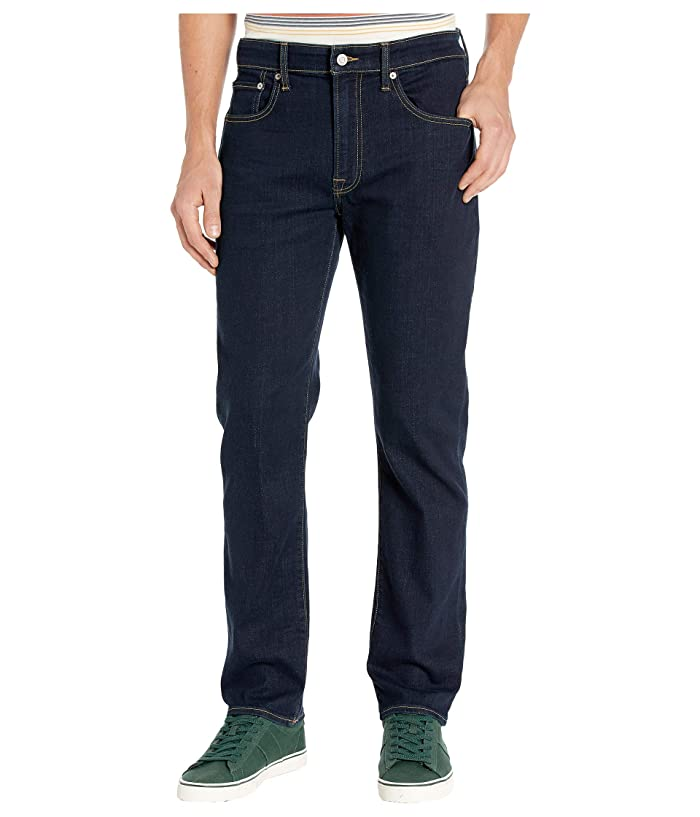 Lucky Brand  223 Straight Jeans in Stonehollow (Stonehollow) Mens Jeans