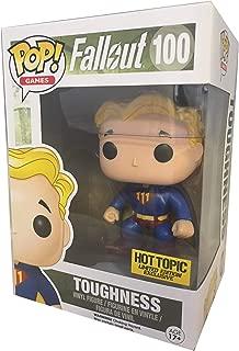 Funko Pop Games Fallout Toughness Vault Boy Vinyl Figure