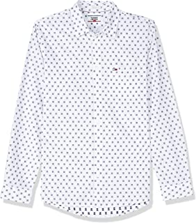 Tommy Jeans Men's Tjm Dobby Shirt