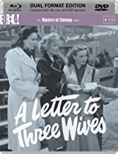 A Letter to Three Wives 1949 Masters of Cinema Dual Format