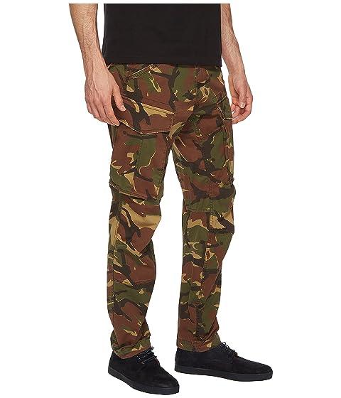 Pantalones Star Dark de Over All G 3D de ejército cónicos Rovic Fall qrpwO16q