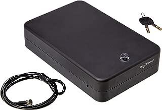 AmazonBasics Portable Security Case Key Lock Box, XXL