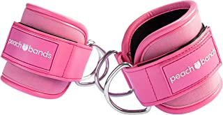 Peach Bands Ankle Straps for Cable Machines
