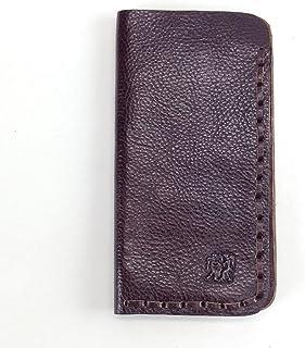 WEI-027-1 / 長財布 本革 レザー 男性 メンズ 女性 レディース 手作り ハンドメイド ファスナー カード入れ ウォレット