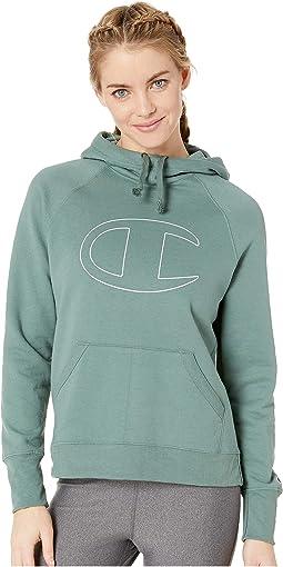 Powerblend® Fleece Pullover Hoodie - Graphic Y04444