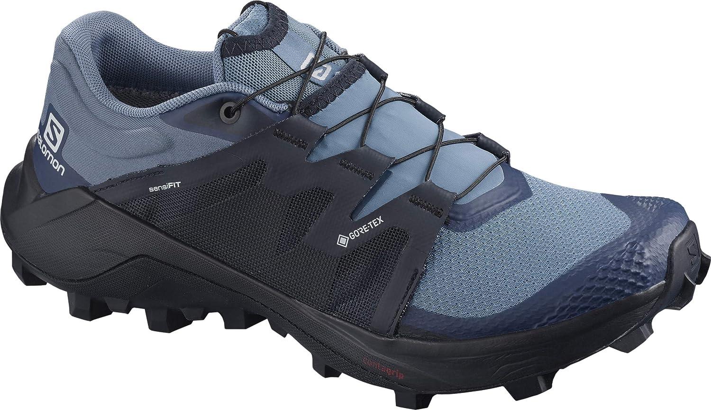 SALOMON Alphacross Chaussures de Course /à Pied Femme