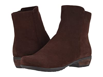 Walking Cradles Elsie (Brown Suede) Women