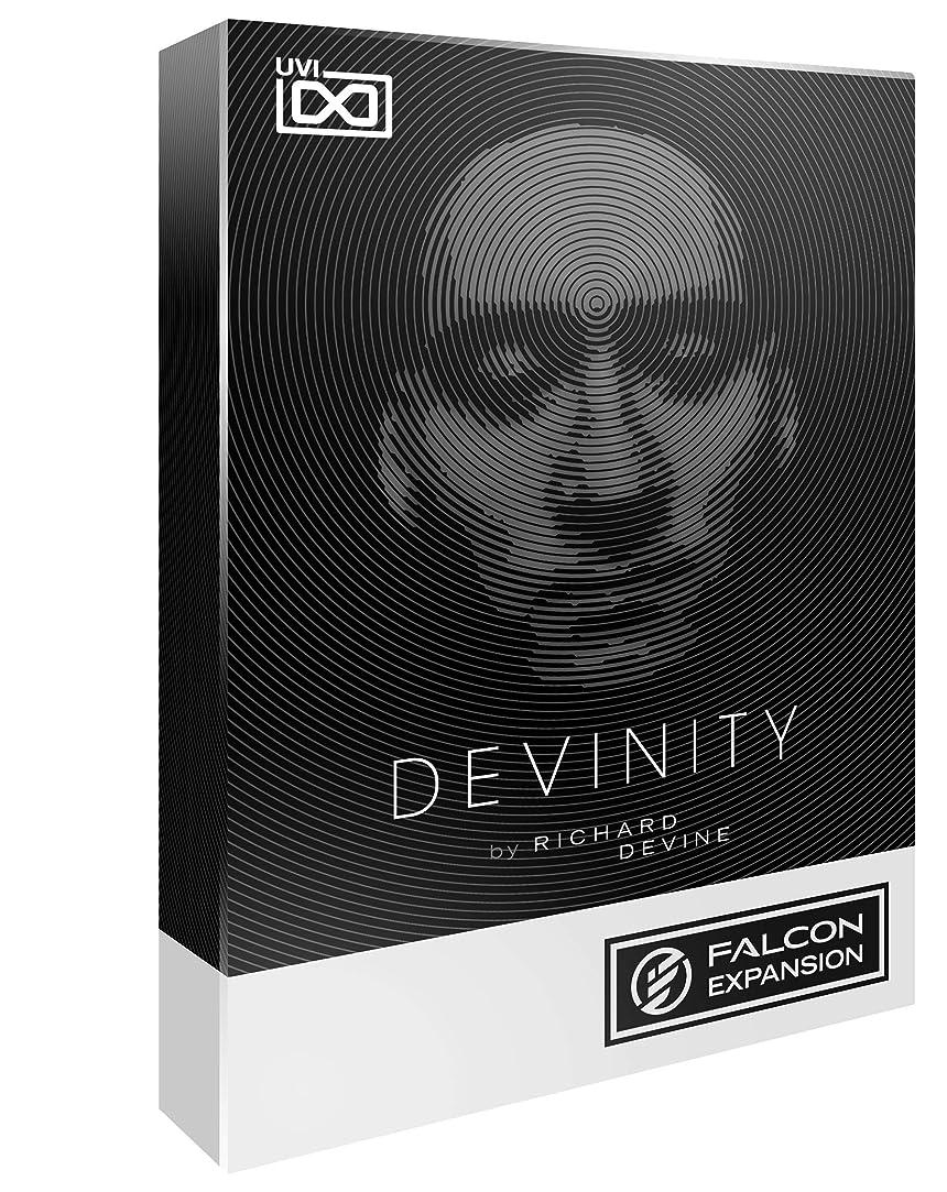 多様な不純対応するDevinity - UVI Falcon 専用拡張パック -