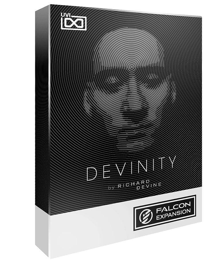 グラム凝視母Devinity - UVI Falcon 専用拡張パック -